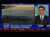Attorney Winkleman interview on Costa Concordia