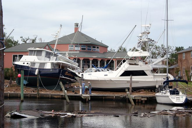 Hurricane Safety Tips for Boaters