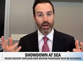 Michael Winkleman Discusses the Showdown At Sea | CBS This Morning